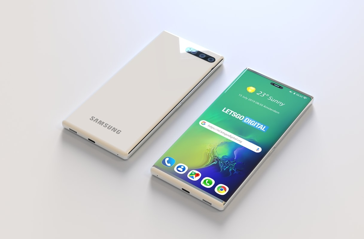 1. Samsung Galaxy S11 (Release Date February 2020) – The Top Phone of Our Best Smartphone 2020 List