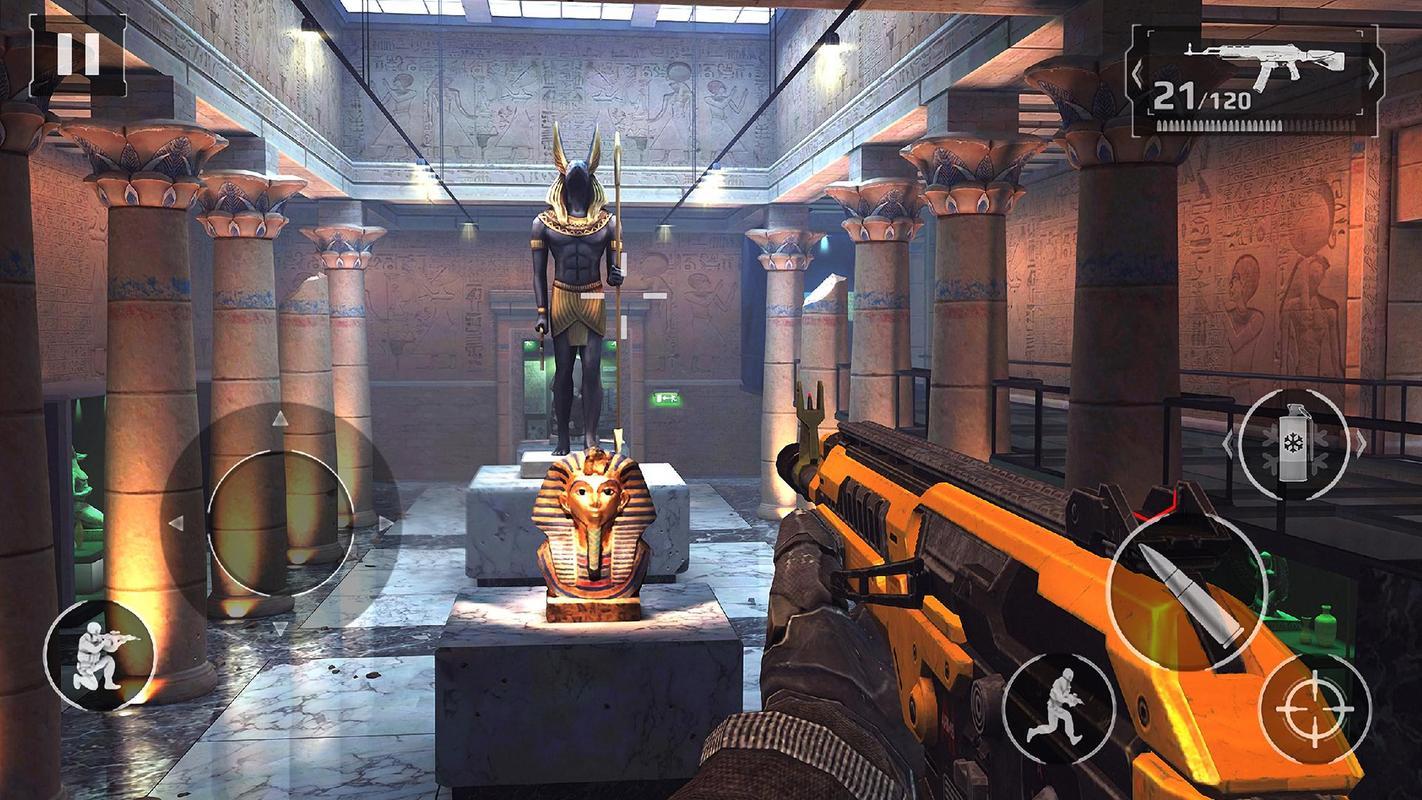 6. Modern Combat 5 eSports FPS