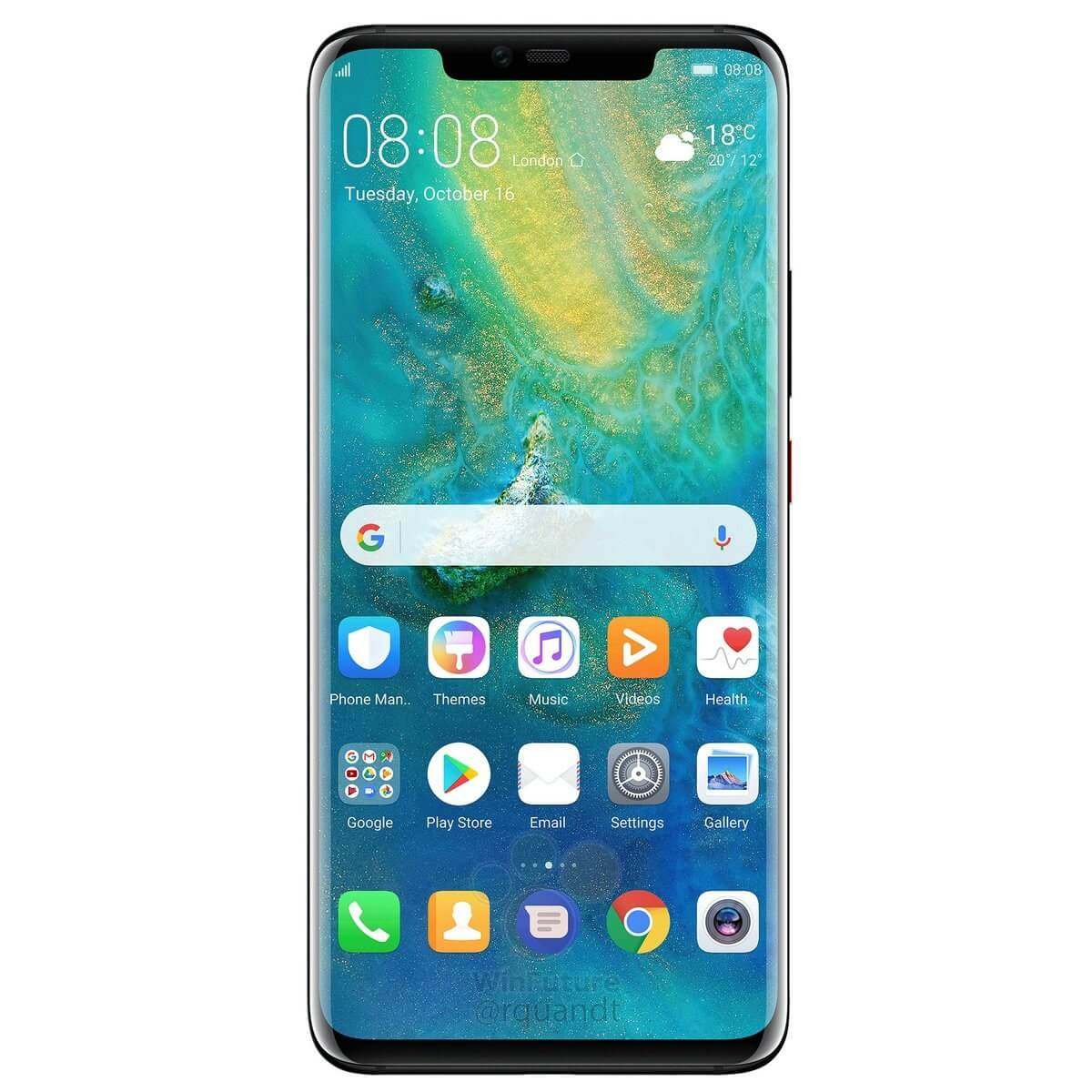 5. Huawei Mate 20 Pro – Best Smartphone of 2019 in Terms of Features