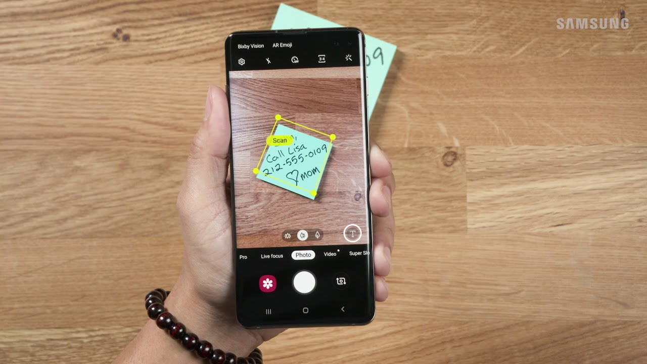 Scene Optimizer – The Most Useful Samsung Galaxy S10 Feature for Shooting