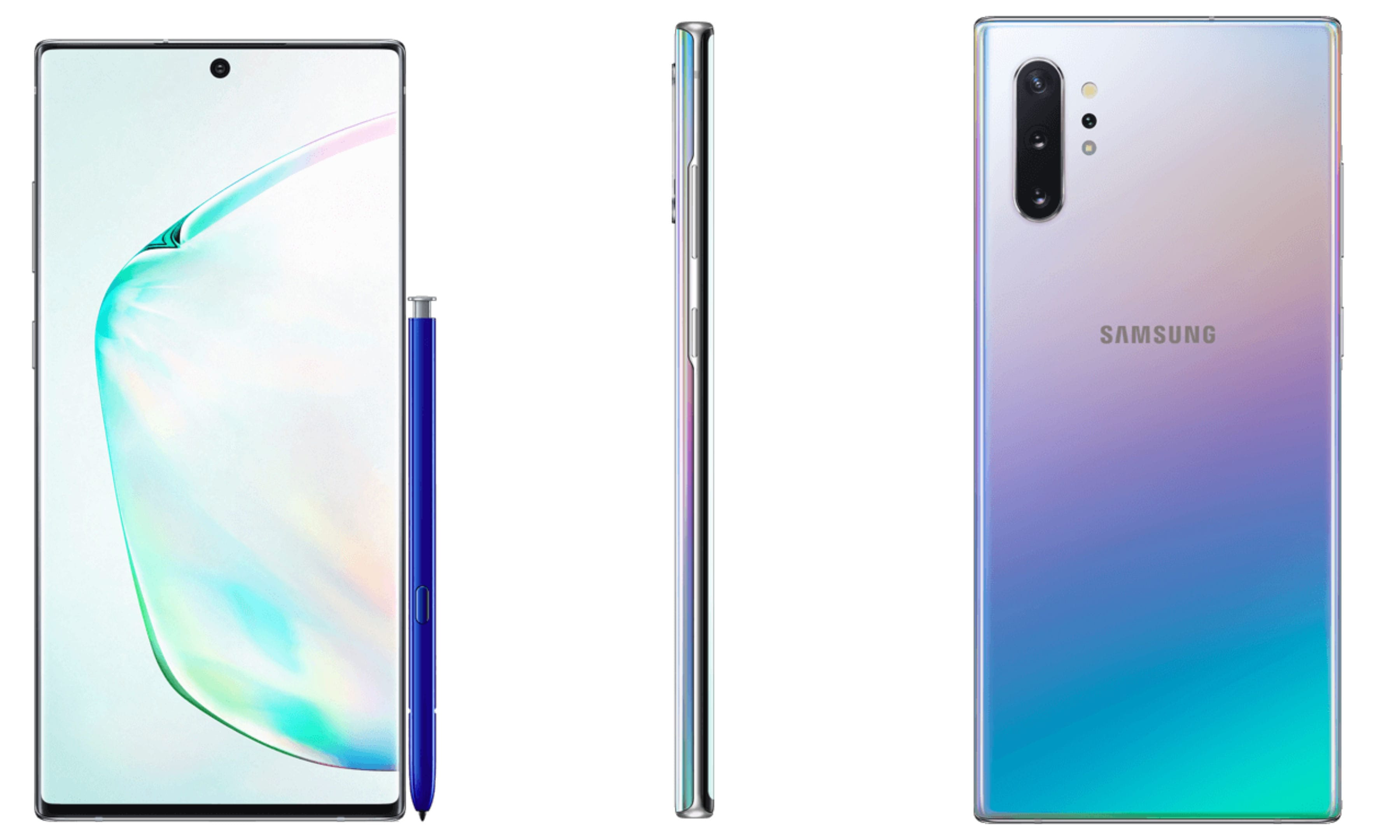 4. Samsung Galaxy Note 10 Plus