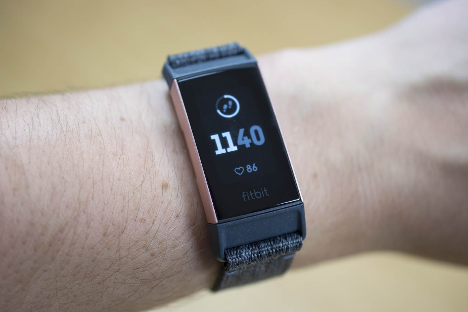 1. Fitbit Charge 3 – The Best Fitness Tracker of 2019