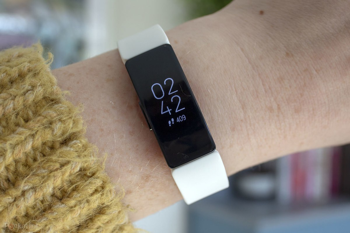 Fitbit Inspire HR – Fitbit's 2nd Best Fitness Tracker