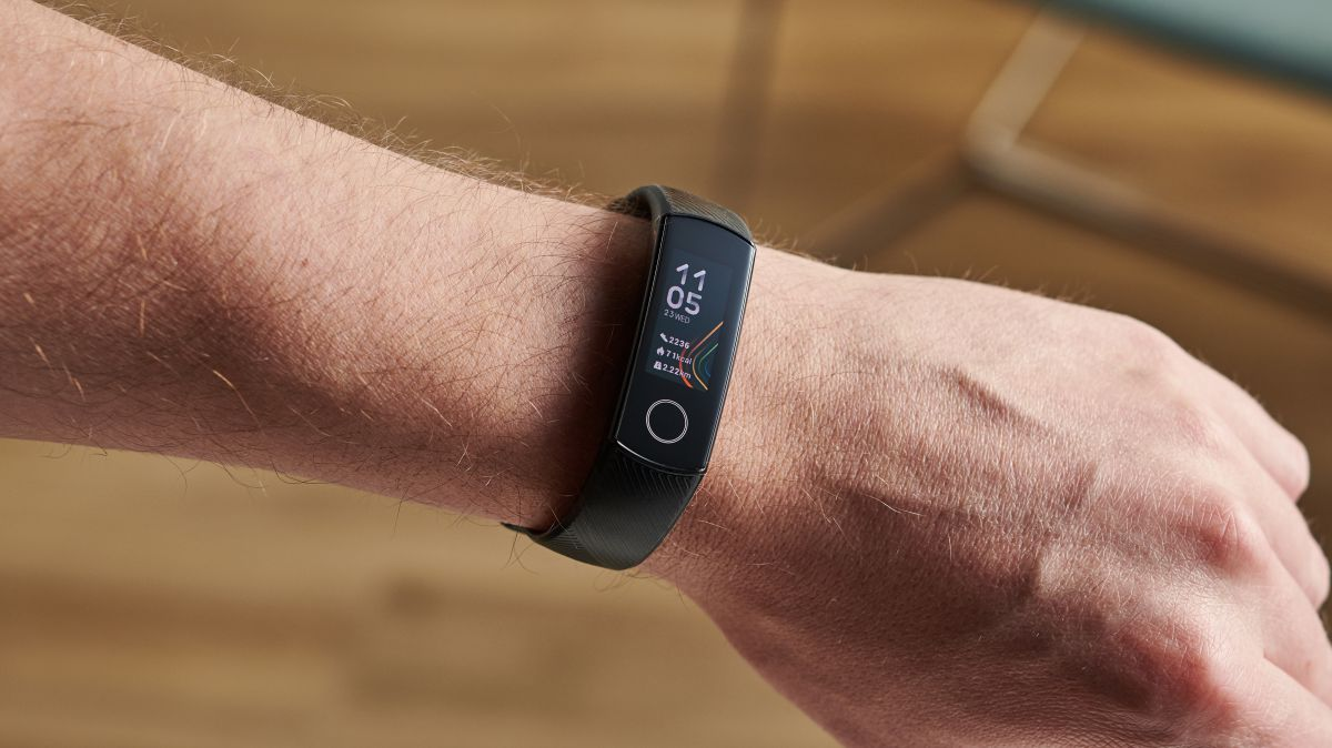 Honor Band 5 – The Best Among the Cheap Fitness Trackers