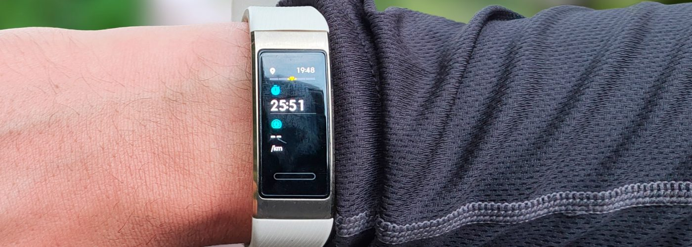 Huawei Band 3 Pro – The Best Fitness Tracker in Terms of Features and Affordability