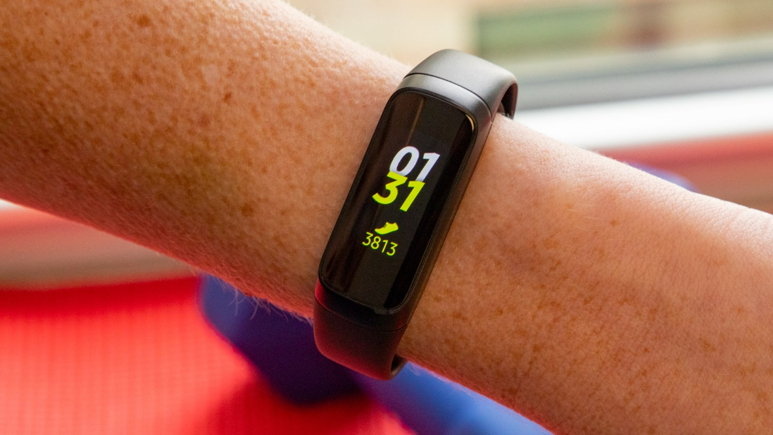 7. Gear Fit 2 Pro – Samsung's Best Fitness Tracker