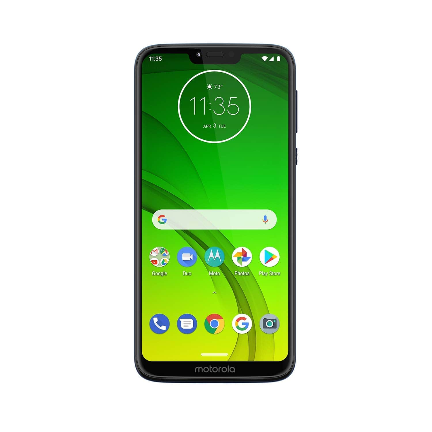 4. Moto G7 Power – Best Budget Smartphone of 2019 in Terms of Battery Performance
