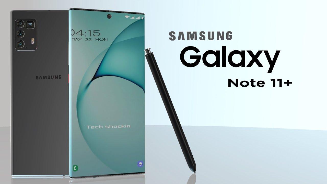 Samsung Galaxy Note 11+