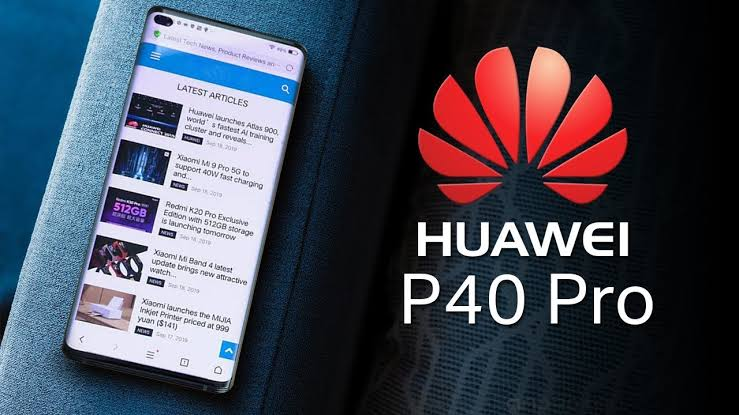 5. Huawei P40 and P40 Pro – Huawei's New Flagship Phones of 2020