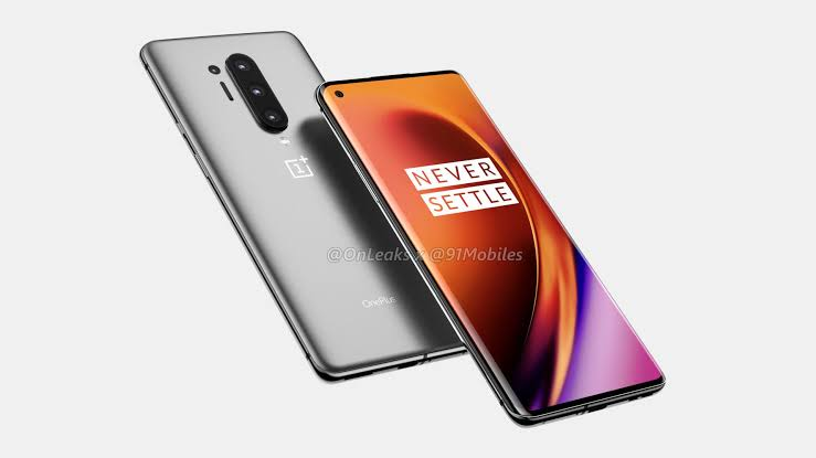 7. OnePlus 8, 8 Pro and 8 Lite - Three Phones Supporting 120 Hz Refresh Rate
