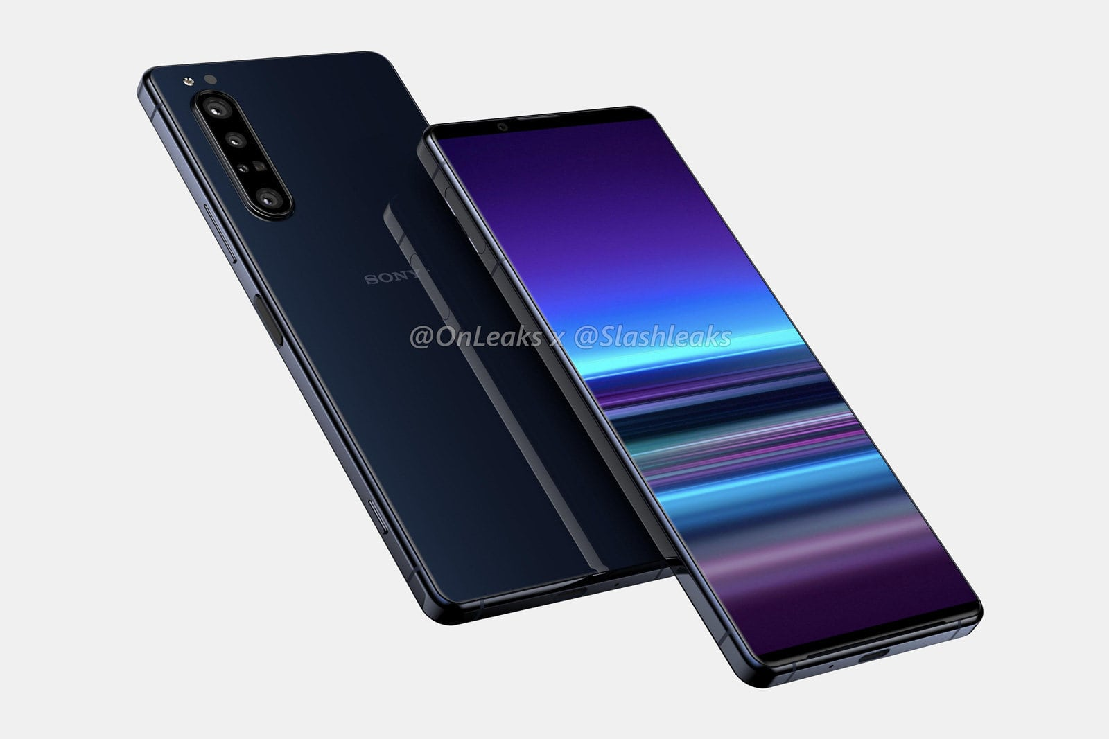9. Sony Xperia 5 Plus – A Notch-less Phone with Quad Camera Setup
