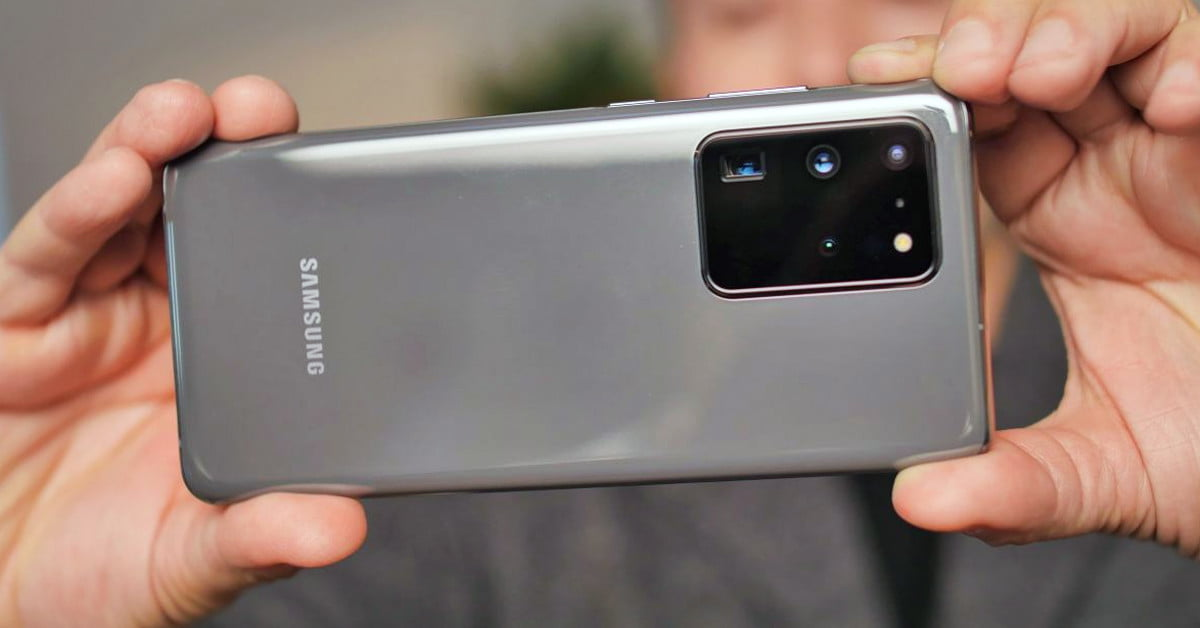 Galaxy S20 Ultra - It's All About Camera