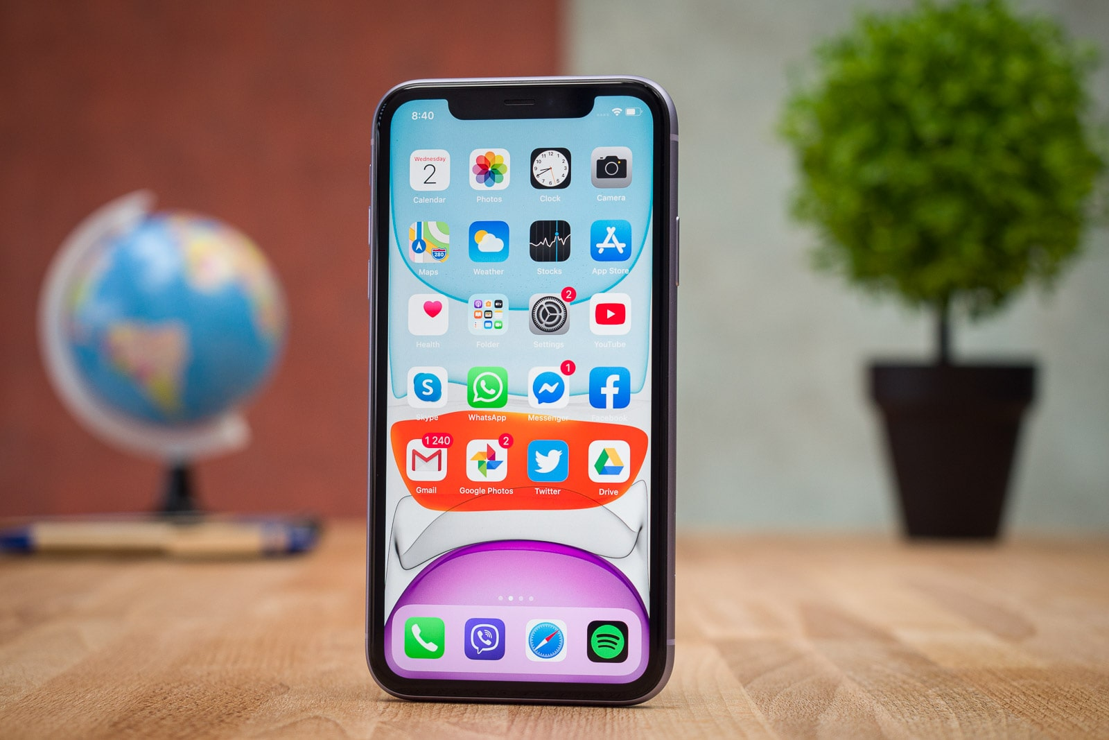 1. iPhone 11 – The Best Overall Smartphone of 2020