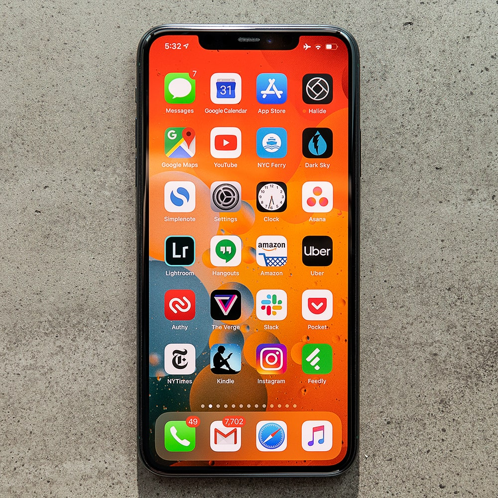 7. iPhone 11 Pro – The Best Compact Phone of 2020