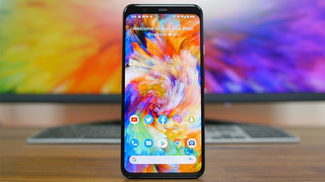 9. Google Pixel 4 XL – One of the Best Android Phones of 2020