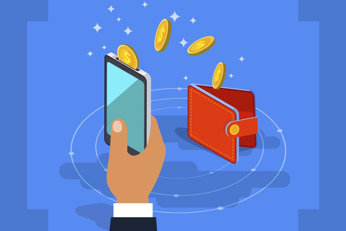 Mobile Digital Wallets - Trending 2020 Technologies