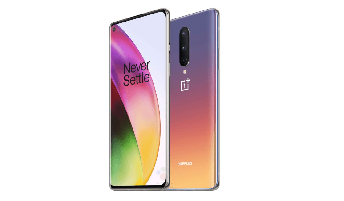 OnePlus 8T and 8T Pro