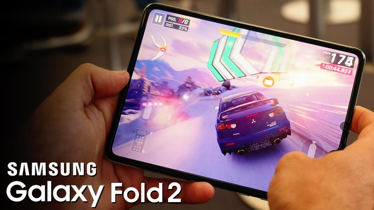 Samsung Galaxy Fold 2 - Future Phones 2020 List