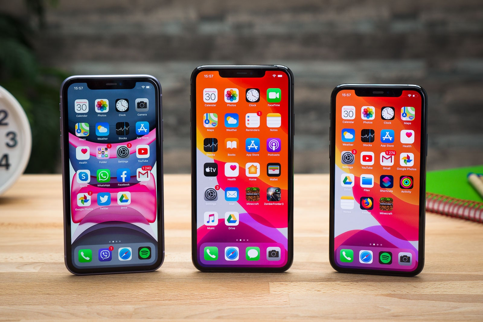 3. iPhone 11, iPhone 11 Pro, iPhone 11 Pro Max – The Best Apple Smartphones of 2020