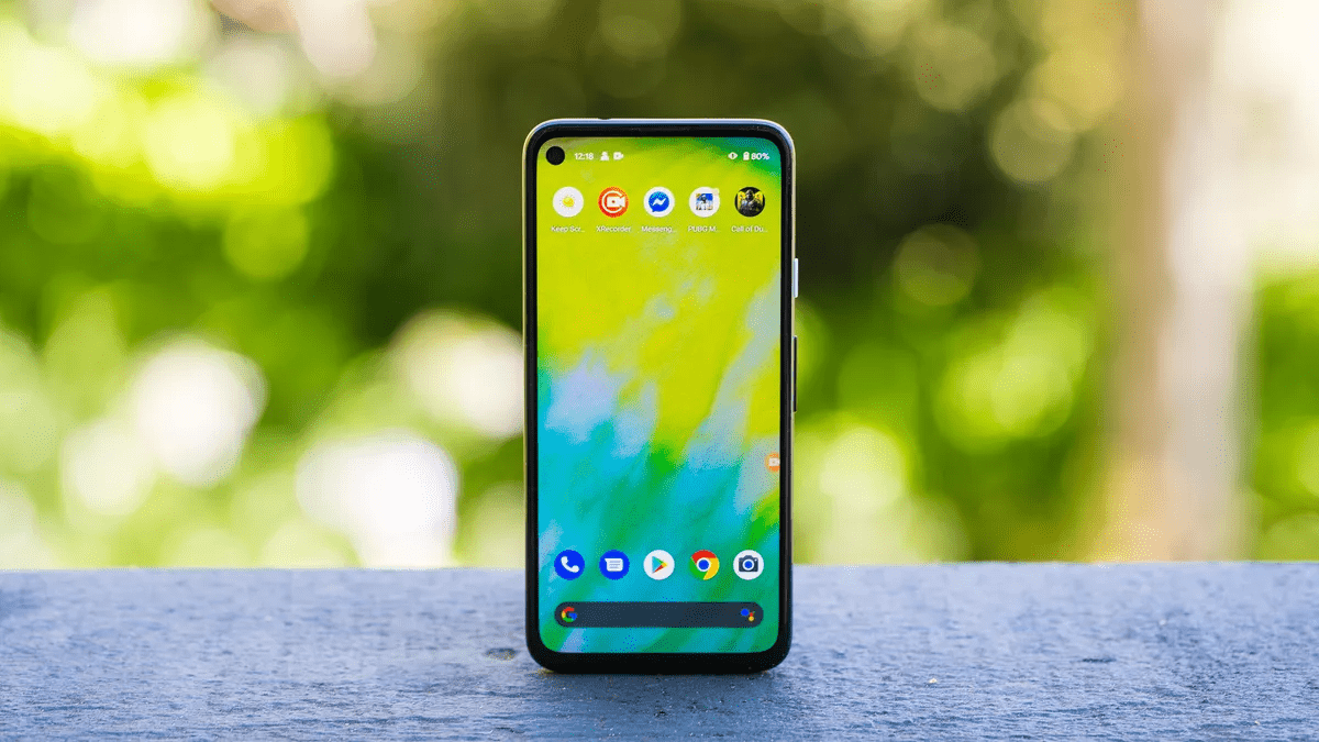 7. Google Pixel 4A – The Best Google Phone of 2020